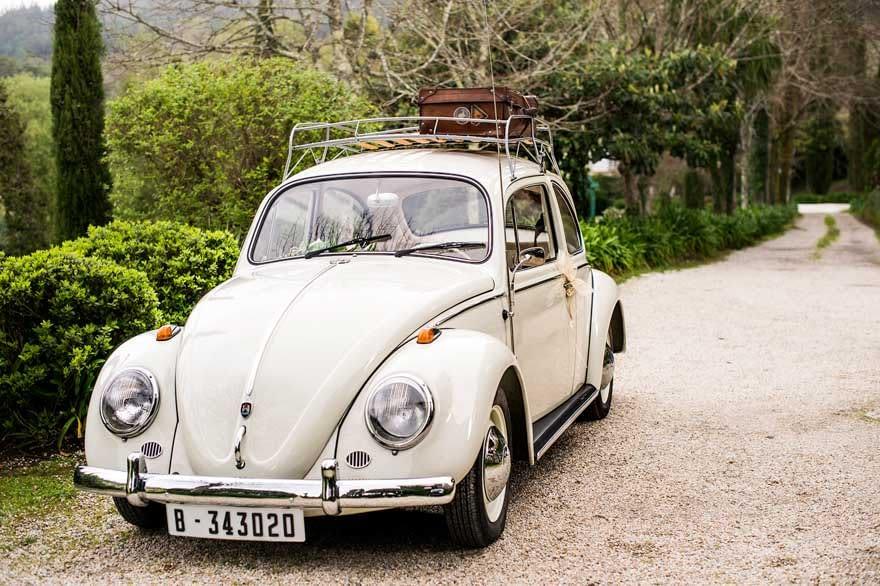VW escarabajo de época de Beetle Services