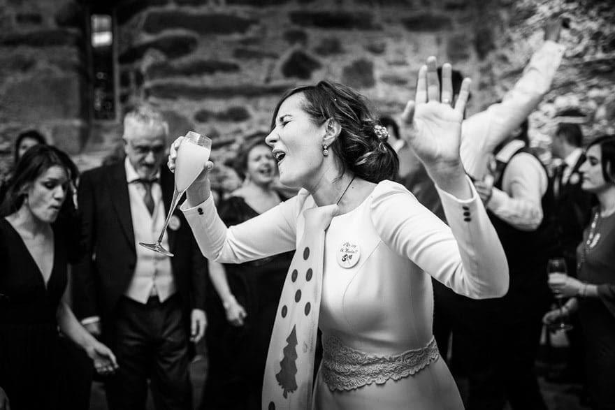Fotoperiodismo de boda en Galicia