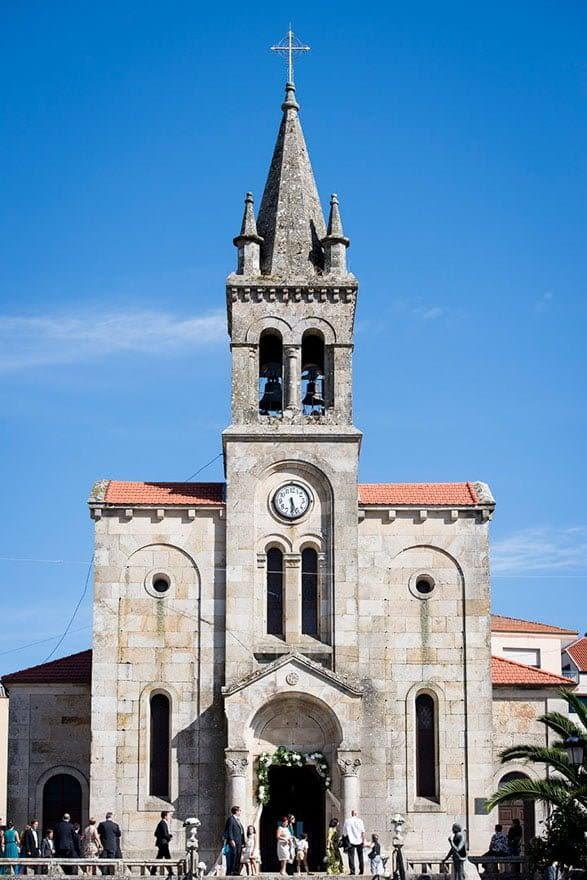 iglesia de Nuestra Señora de los Dolores de Lalín