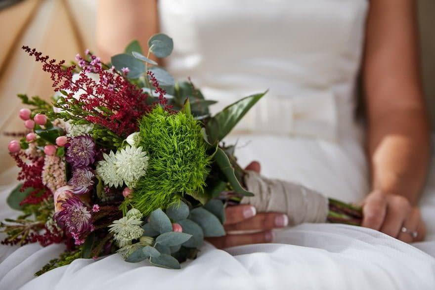Ramo de boda de Verdelar