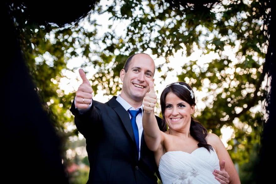 boda en el Pazo da Touza de Nigrán