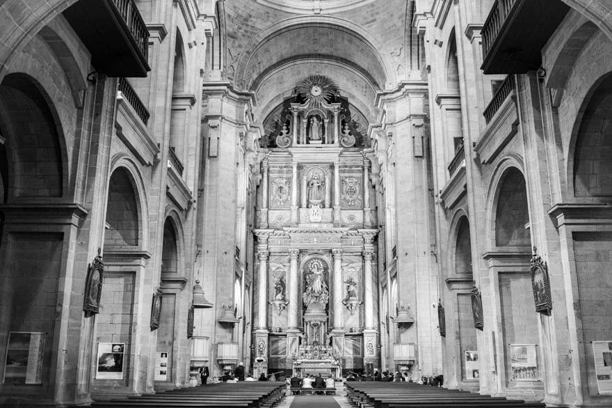 Boda en la Iglesia de San Francisco