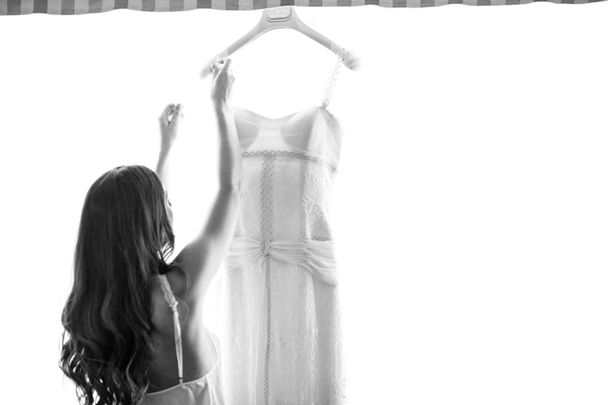 Vestido de la novia José María Peiro ( Whiteday)