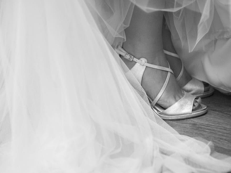 zapatos de Gloria Ortiz