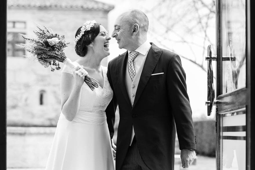 Fotoperiodismo de boda en Lugo