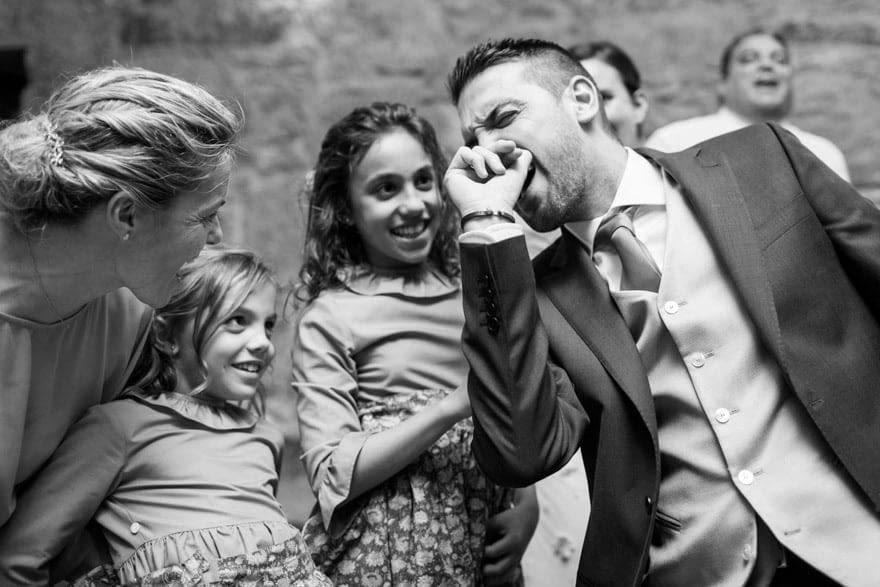 baile durante una boda en el Hotel monumento San Francisco