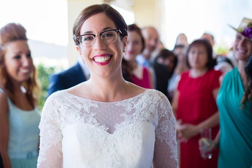 vestido de novia de La Sposa Barcelona