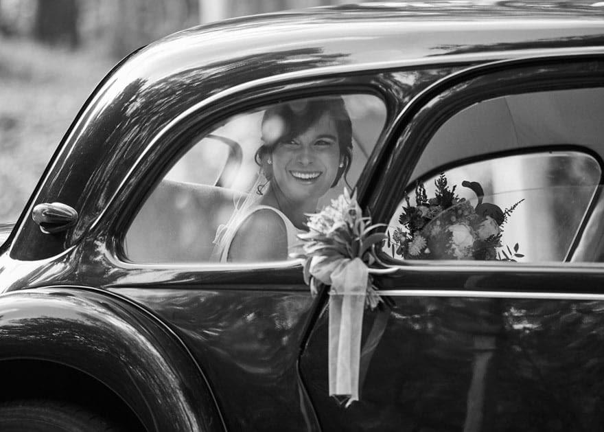 Coche de boda de Ya Car